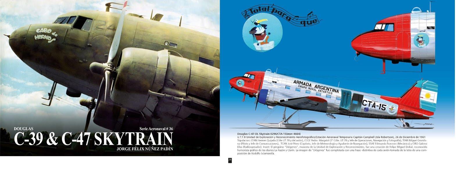 Serie Aeronaval Nº 36