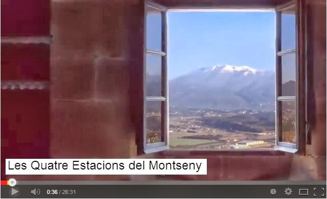 LES 4 ESTACIONS AL MONTSENY
