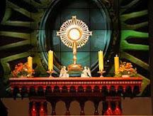 Visita ao Santíssimo Sacramento