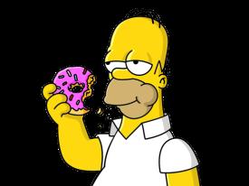 Simpsons the simpsons elenco - Bart simpson nu ...