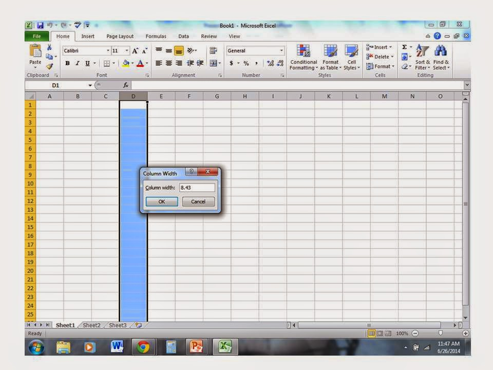 how to change 1 to 2 in excel