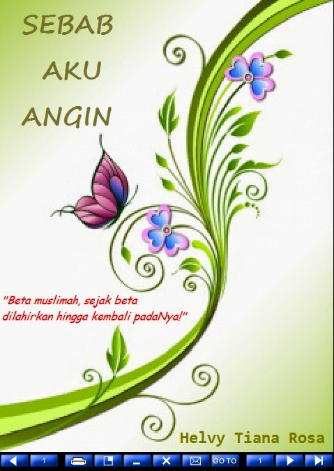 Download Ebook Novel Sebab Aku Angin Karya Helvy Tiana Rosa