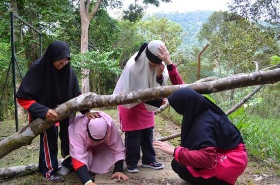 Latihan kepemimpinan (foto islam.gov.my)