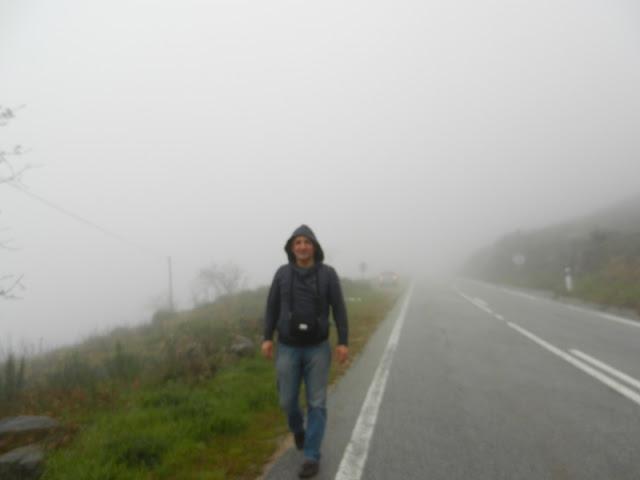 Португалия. В горах