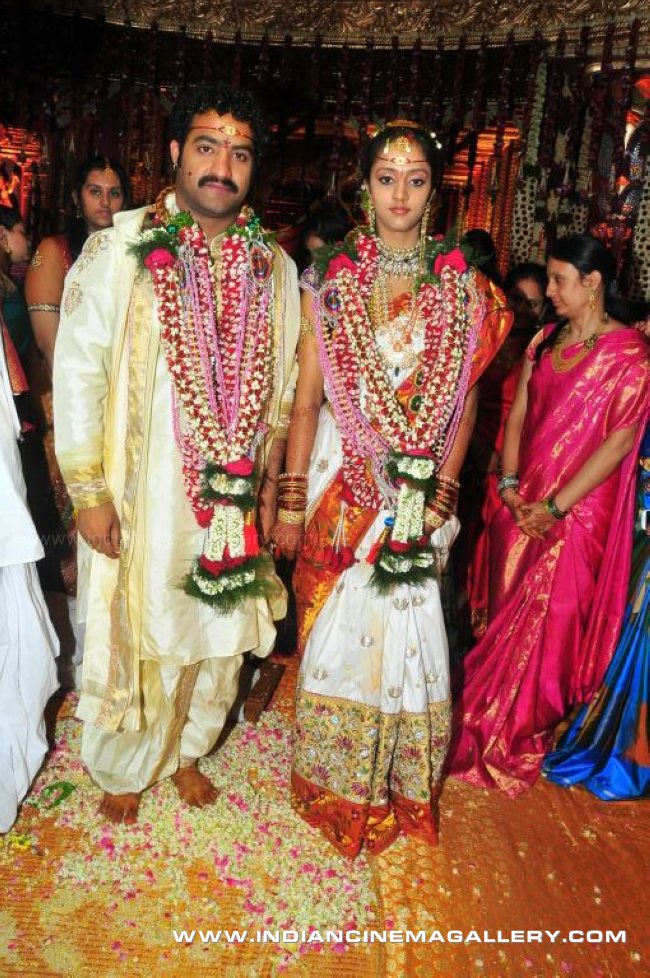 Jr Ntr Latest Wedding Stills Photos And Videos