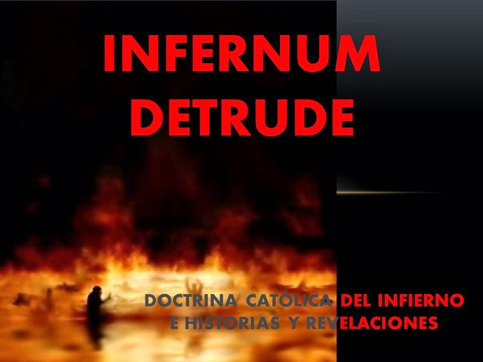 INFERNUM DETRUDE