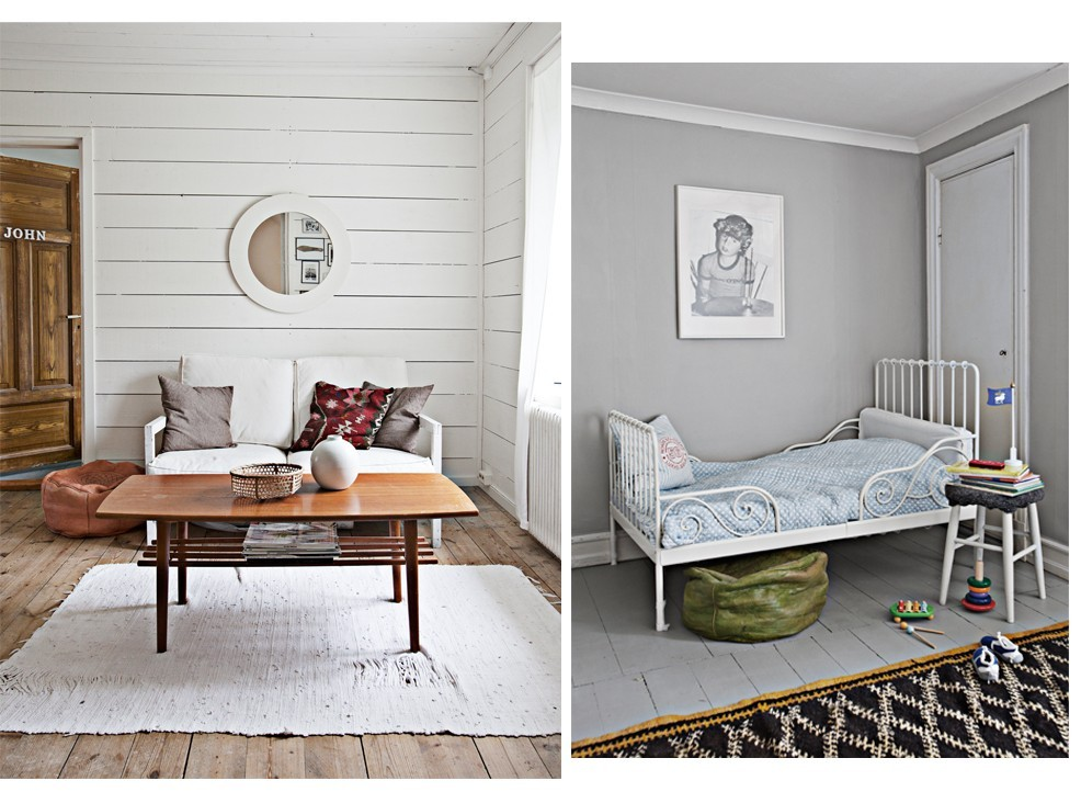 ... Industrial And Mid Century Scandinavian Touches But Itu0027s Always Worth  Another Look, Especially If Youu0027re In Need Of Summer Cottage Inspiration!