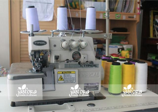 mesin jahit - mesin neci wolsum rolsom merk typical