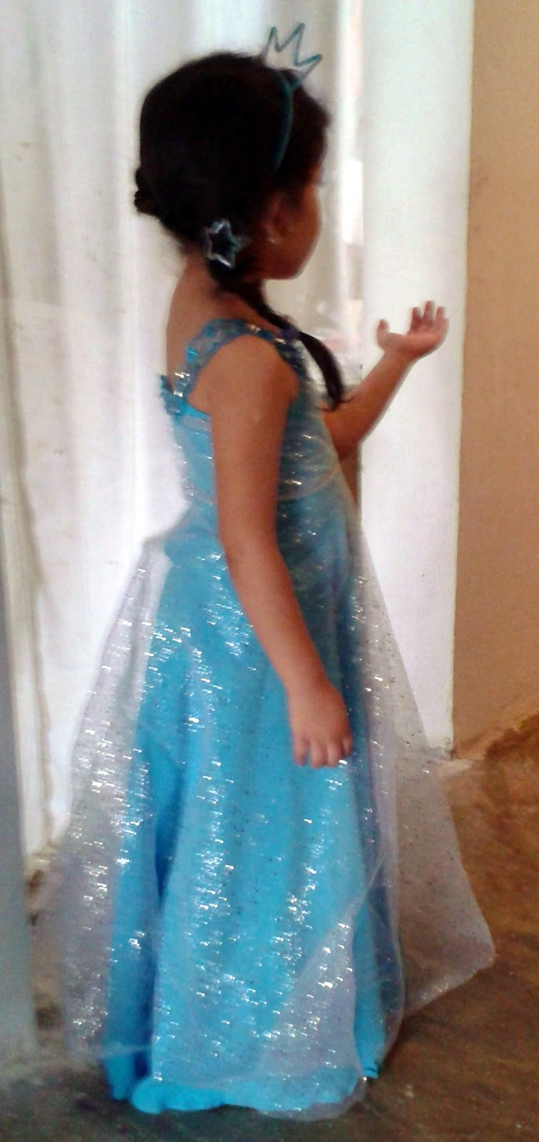 Especial De Fiesta Frozen Elsa El