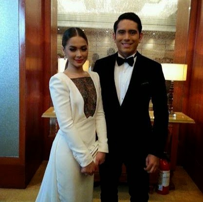 8th Star Magic Ball Couple Maja Salvador and Gerald Anderson