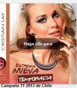 catalogo crisitan lay C-11 cl 2013