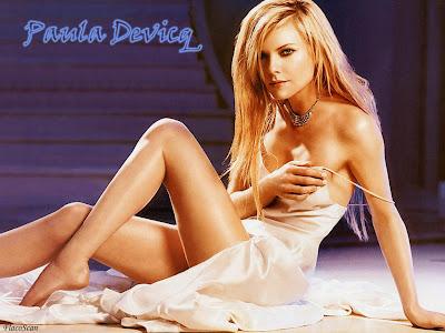 Paula Devicq Sexy Wallpaper