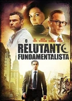 Filme Poster Download O Relutante Fundamentalista RMVB Dublado + AVI Dual Áudio Torrent DVDRip