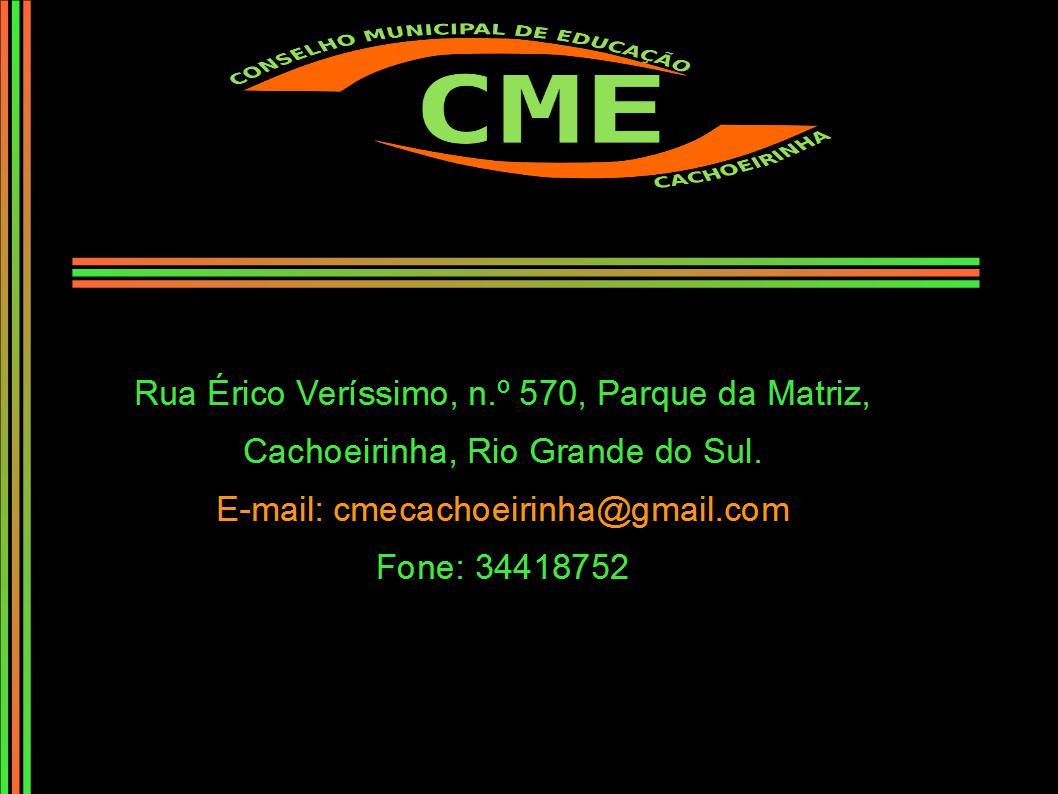 CME - Cachoeirinha-RS
