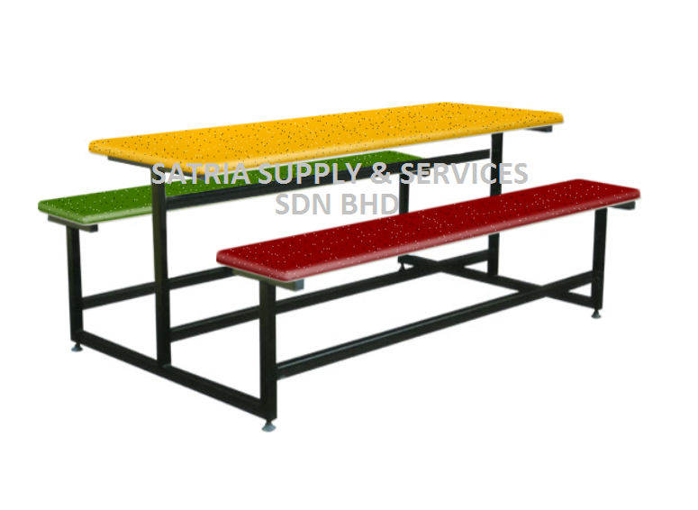 Fibreglass Furniture For Canteen