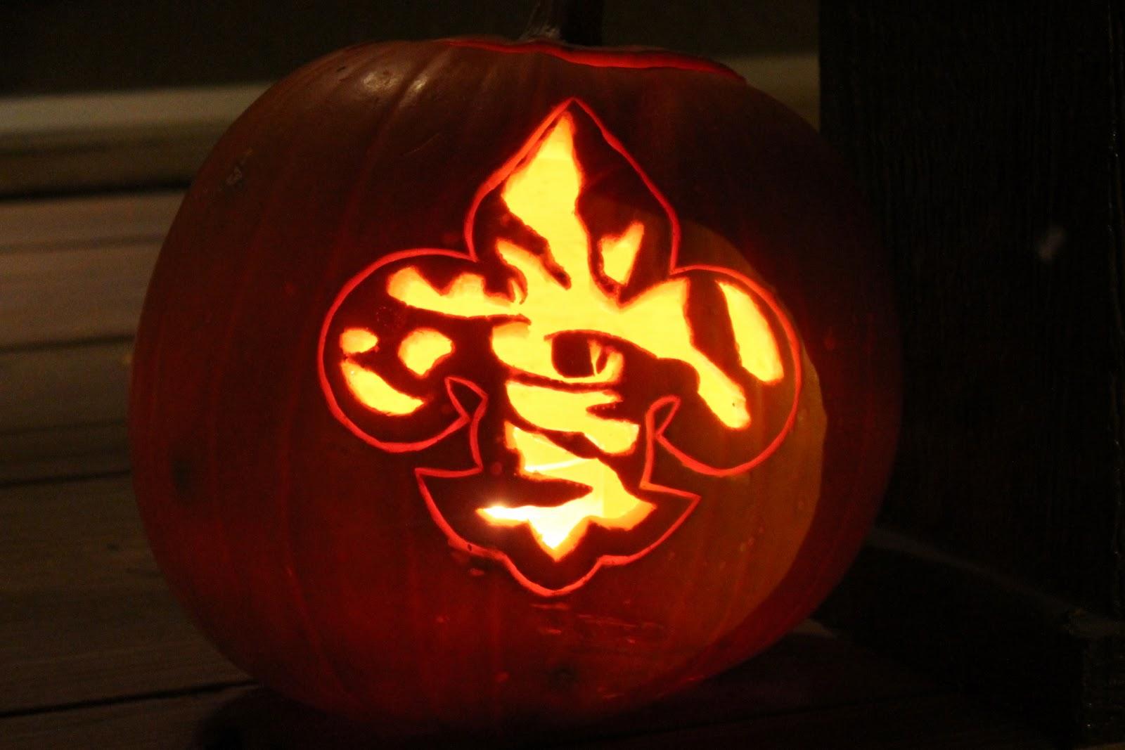 Soo Coco Pumpkin Carving