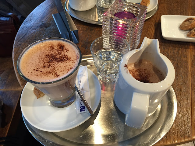 This Month I... November 2015 Christmas Belgium Hot Chocolate