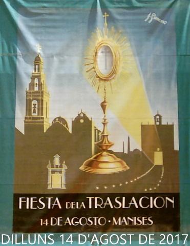 AM 01, DIA 14 FESTA DE LA TRASLACIO