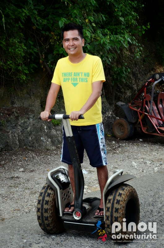Activities in Boracay Segway Ride