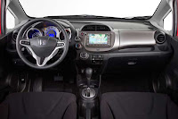 2011 Honda Fit Sport with Navigation interior - Subcompact Culture
