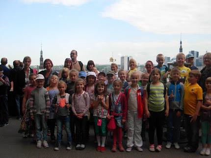 Meie VAHVA ekskursioon Tallinna=)