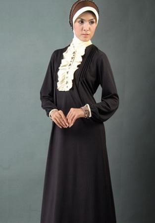 Gambar Baju Gamis Modern 202 ~ Baju Gamis Modern
