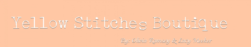 Yellow Stitches Boutique