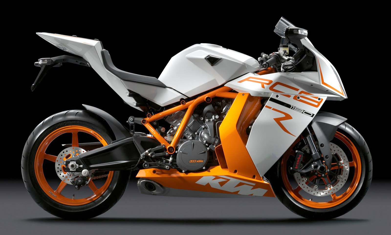KTM 1190 RC8 R Gallery and Specifications | MOTOVISOR