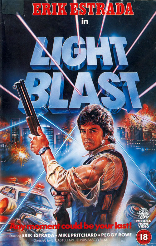 Light Blast (1985) Colpi di luce