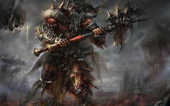 #5 Diablo Wallpaper