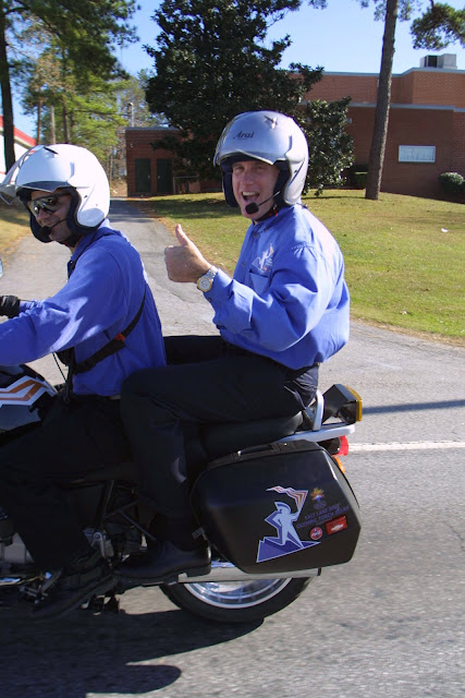 Mitt Romney - Motorcycles