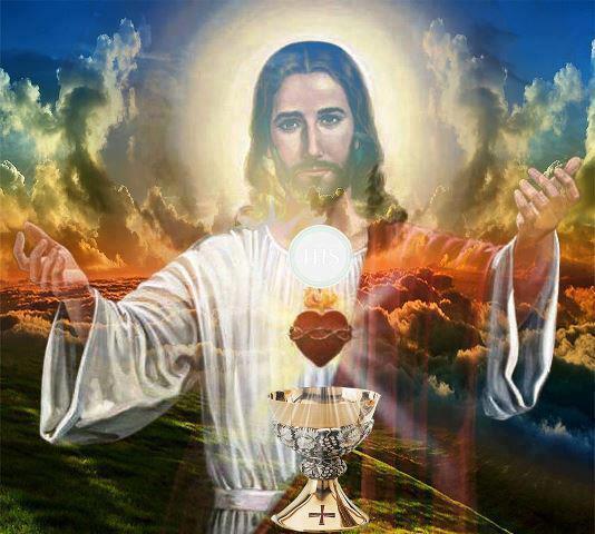 Mois de Juin = Dévotion au Sacré Coeur 45050_537557599588219_1662122638_n
