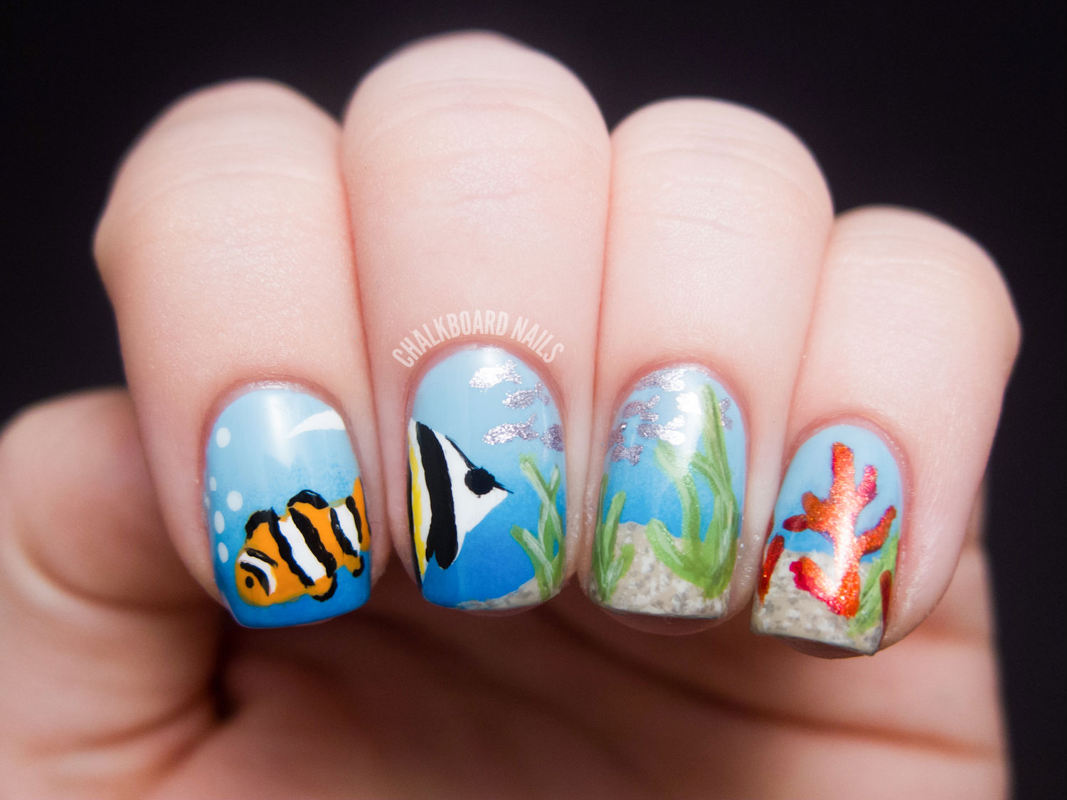 Amazing Nail Arts Nail Designs