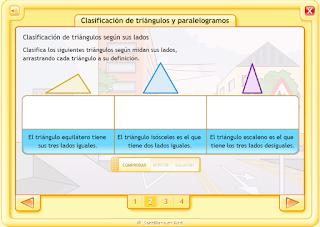 http://www.primerodecarlos.com/TERCERO_PRIMARIA/mayo/Unidad12/matematicas/actividades/clasif_triang_paralelogram.htm