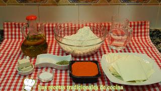 Panecillos caseros rellenos de queso y sobrasada
