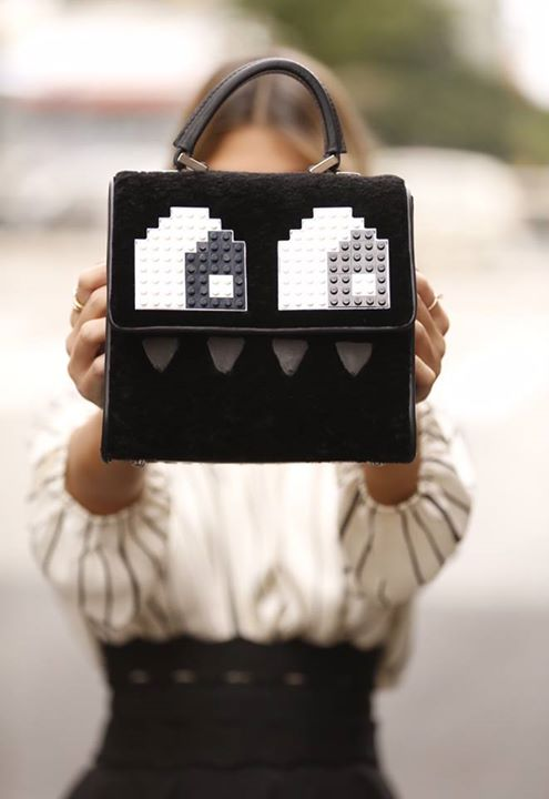 Les Petit Joueurs Alex bag on Fashion and Cookies fashion blog, fashion blogger style