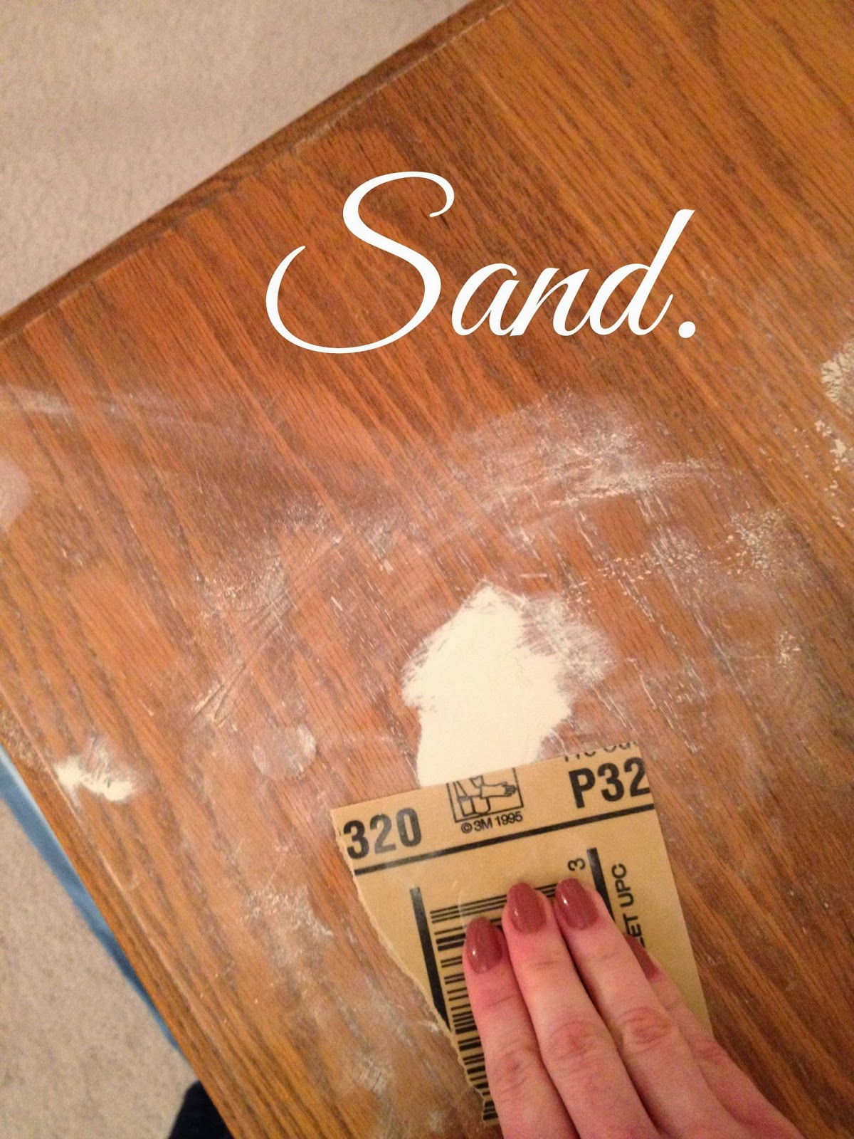 Once. LiveLoveDIY  How To Paint Furniture  why it s easier than you think