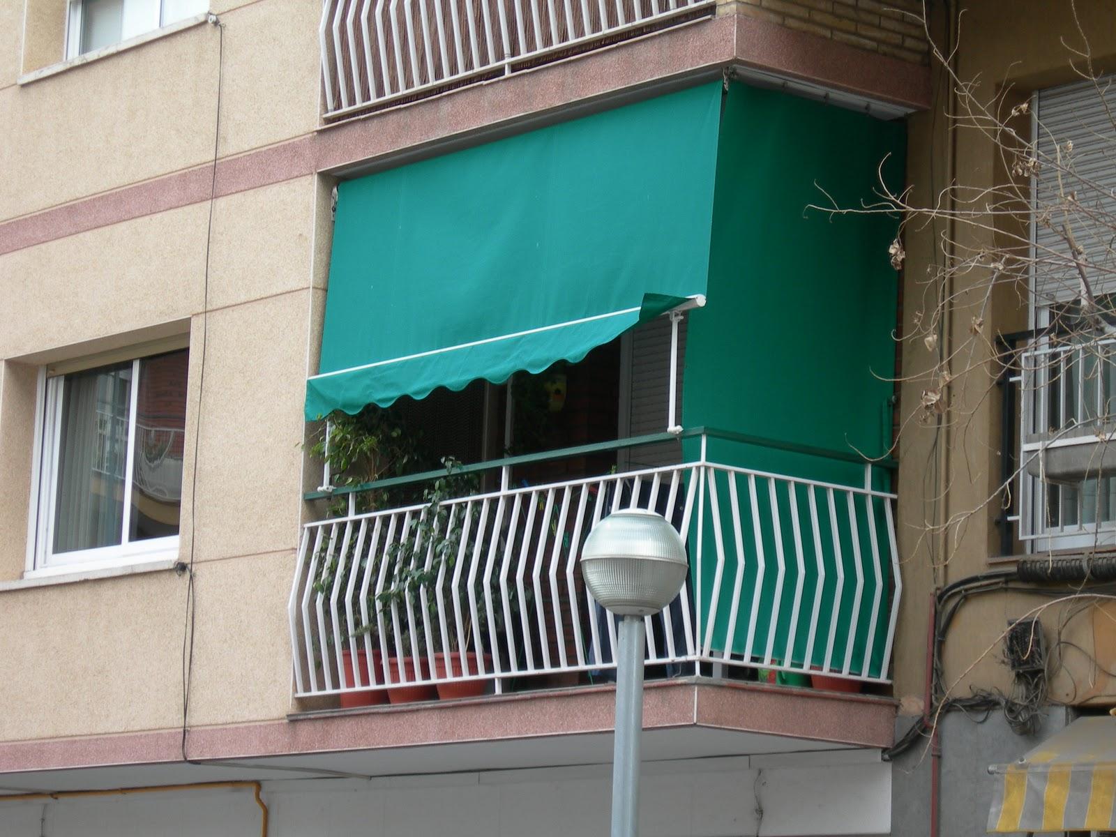 Toldos campos la humilde cortina - Persianas para balcones ...