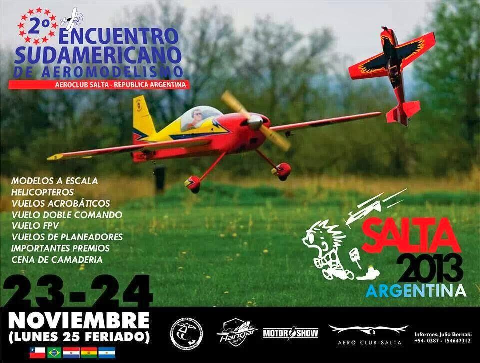 Sudamericano de Aeromodelismo