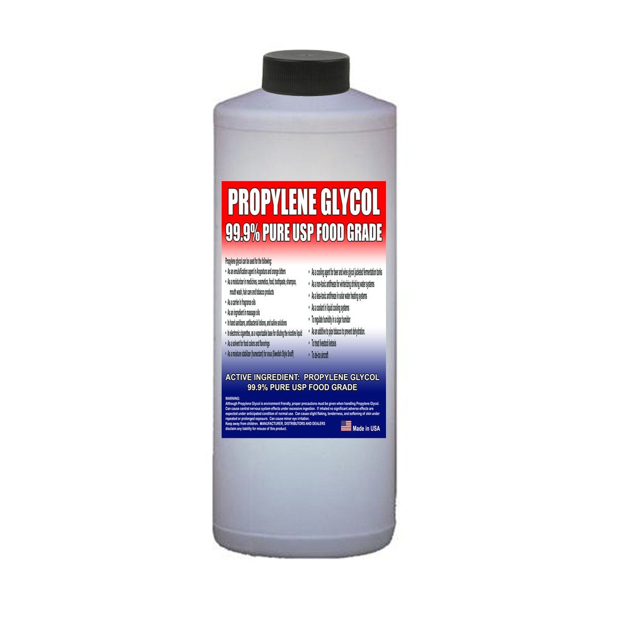 Propylene glycol - bing images.
