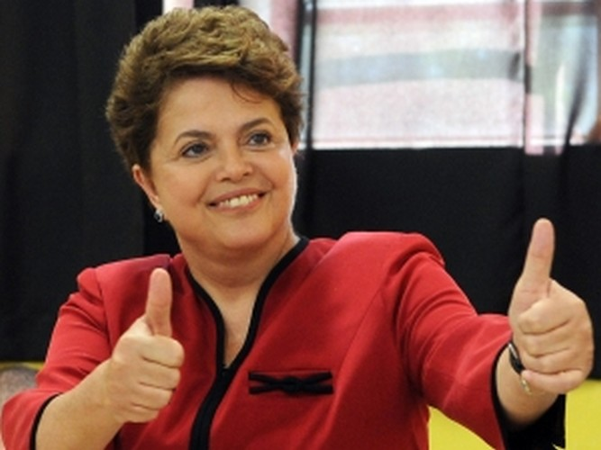 A presidente Dilma Rousseff tem seguido  risca o receiturio do ex-presidente Lula