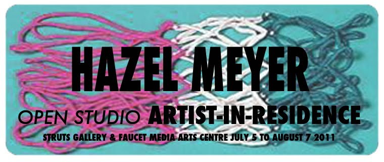 Hazel Meyer: Open Studio