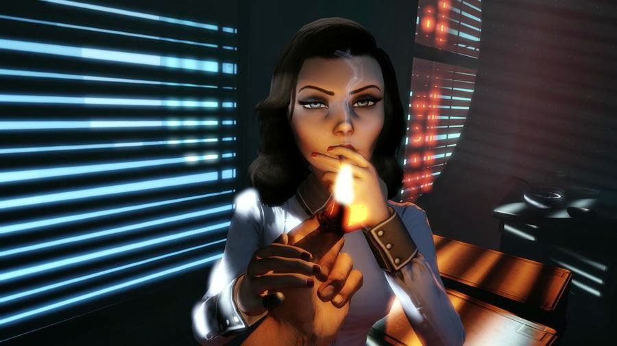 BioShock Infinite burial at sea screenshot