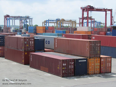 Container Yard Photos