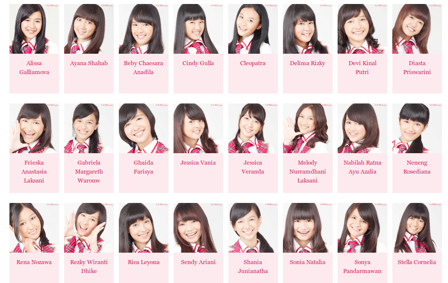Lagu Terbaru dan Lirik JKT48 Kokoro No Placard