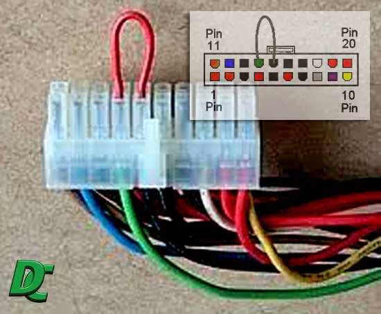 Pc power supply jumper - Checkpoint ppc login