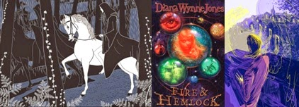 Tam Lin, Fire and Hemlock by Diana Wynnes Jones, and The Mothers of Voorhisville by Mary Rickert