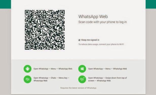WhatsApp Web para computadora
