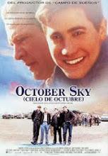 Cielo de Octubre (October Sky) (1999)