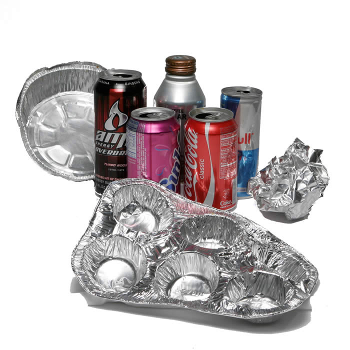 Can You Recycle Aluminum Foil With Food On It